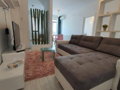 Apartament 2 Camere- Mamaia - Totul Nou - Vedere La Lac - Parcare Subterana