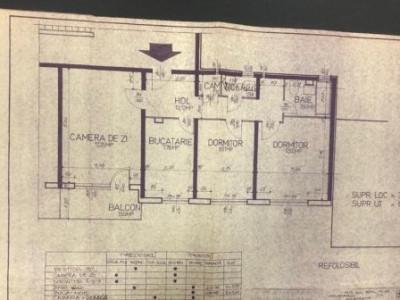 Apartament 3 Camere Decomandate - Zona Casa De Cultura - Etaj 9 - Gaze La Usa