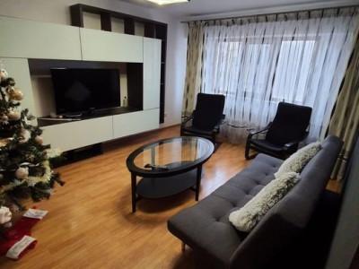 Apartament 3 Camere Decomandat - Zona Dacia - Etaj 2 - Mobilat/Utilat