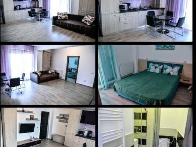 Apartament 2 Camere - Statiunea Mamaia - Etaj 2 - Mobilat/Utilat