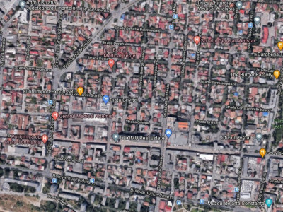 Teren - Zona Ultracentrala - Ideal Constructie Rezidentiala - Ocazie !