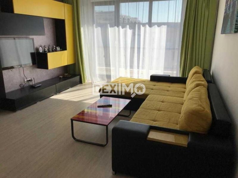 Apartament 2 camere decomandate cu terasa - Mamaia Nord - Mobilat/Utilat