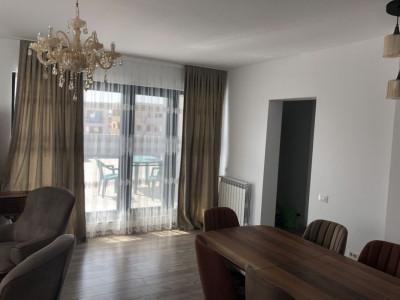 Apartament 3 Camere - Zona Mamaia Nord - Terasa - Mobilat/Utilat