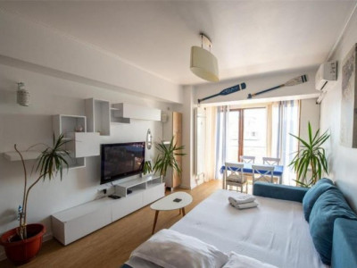 Apartament 2 Camere - Zona Tomis Nord - Mobilat/Utilat