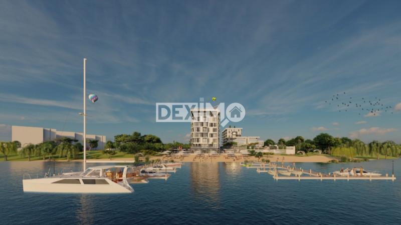Apartament 3 Camere - Vedere Frontala La Lac - Zona Mamaia Nord
