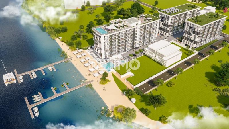 Apartament 2 Camere - Vedere Frontala La Lac - Zona Mamaia Nord