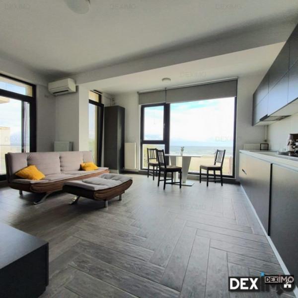 Vedere Frontala La Mare - Apartament 2 camere - Mamaia Nord