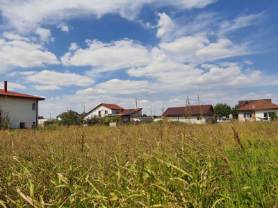 Techirghiol - Teren Intravilan 400 mp in localitate zona locuita cu utilitati