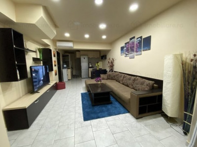 Apartament 3 Camere Decomandate - Zona Faleza Nord - Gaze - Mobilat - Etaj 3