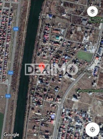 Teren - 601 MP - Zona Mamaia Nord - Ideal Investitie