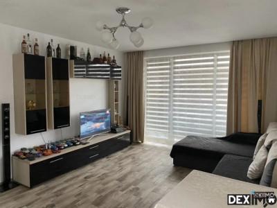Apartament 3 Camere Decomandate - Zona Tomis Plus - Gaze - Mobilat/Utilat
